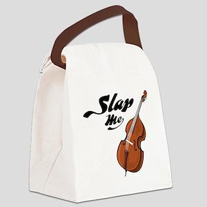 Slap-Me-01 Canvas Lunch Bag