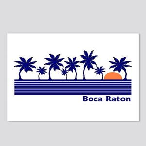 Boca Raton, Florida Postcards (Package of 8)