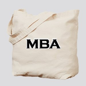 MBA / M.B.A. Tote Bag