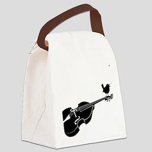 Song-Bird-01-a Canvas Lunch Bag
