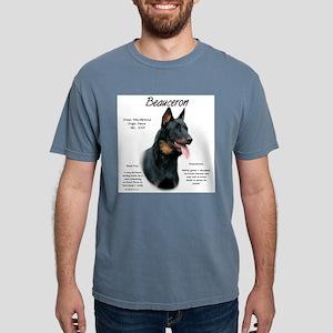 Beauceron Mens Comfort Colors Shirt