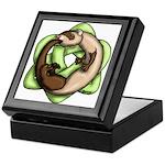 Ouroboros Keepsake Box