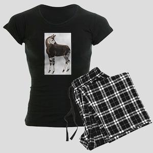 Okapi Women's Dark Pajamas