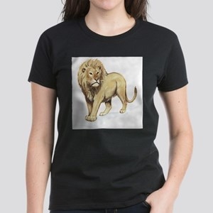 Lion Women's Dark T-Shirt