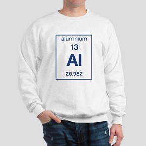 Aluminium Sweatshirt