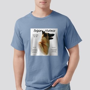 Belgian Malinois Mens Comfort Colors Shirt