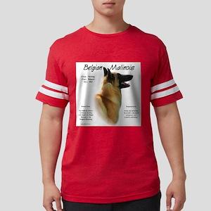 Belgian Malinois Mens Football Shirt