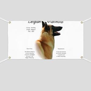 Belgian Malinois Banner