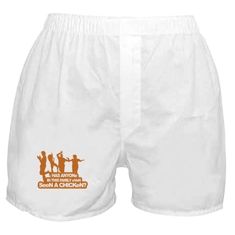 Chicken Dance Boxer Shorts