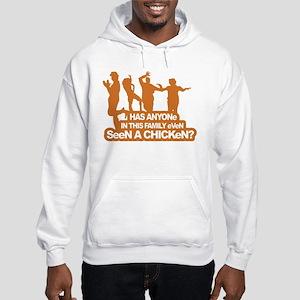 Chicken Dance Hooded Sweatshirt