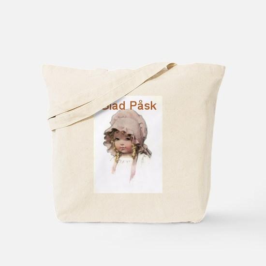 Glad Påsk 3 Tote Bag
