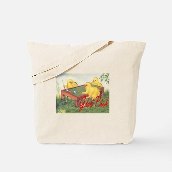 Glad Påsk 5 Tote Bag