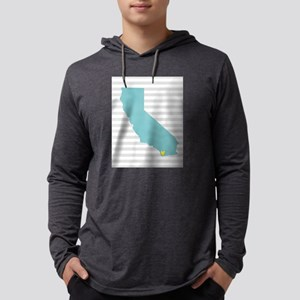 I Love San Diego Long Sleeve T-Shirt