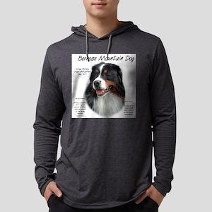 Berner Mens Hooded Shirt