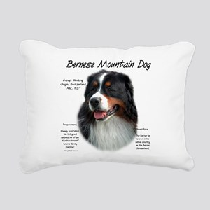 Berner Rectangular Canvas Pillow