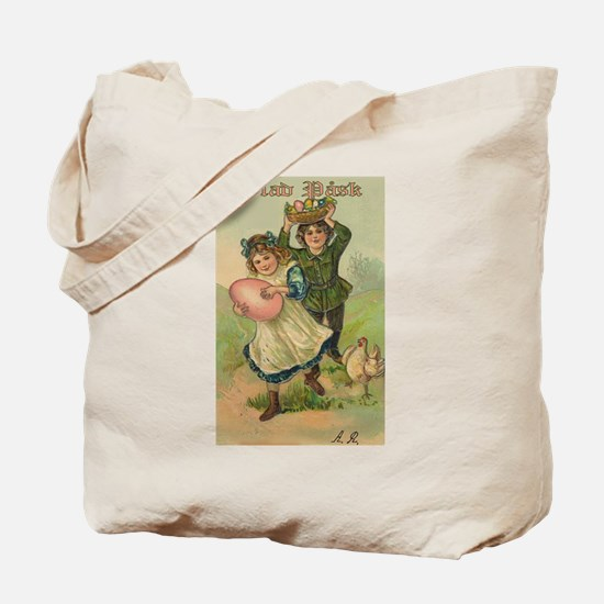 Glad Påsk 9 Tote Bag