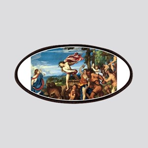 Bacchus and Ariadne - Titian - c1520 Patch
