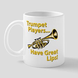Trumpet Players Have Great Li Mug
