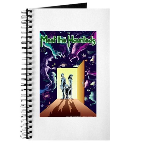 Meet the Haunteds Journal