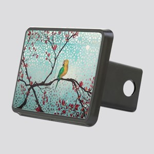 Sun Amongst the Blossoms Rectangular Hitch Cover