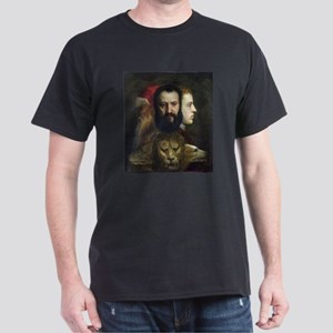 Allegory of Prudence - Titian - c1566 T-Shirt