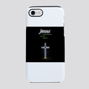 Jesus is the Reason iPhone 7 Tough Case