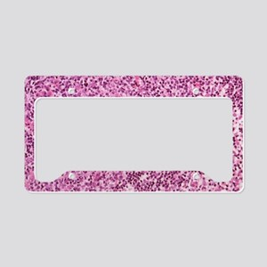 Coloured LM of low grade non- License Plate Holder