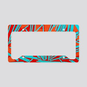 Coloured TEM of Tobacco Mosai License Plate Holder