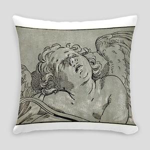 Head of Cupid - Batolomeo Coriolano - c1650 Everyd