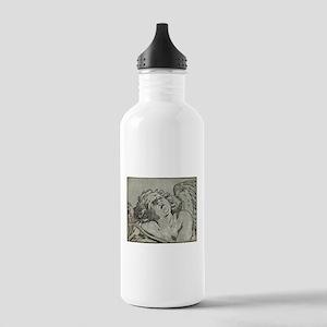 Head of Cupid - Batolomeo Coriolano - c1650 Water