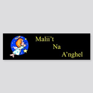 Malii't A'nghel Gifts Bumper Sticker