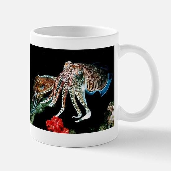 Pharaoh cuttlefish Mug