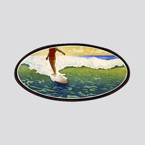 Hawaii - Charles William Bartlett - 1918 Patch