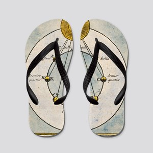 Phases of the Moon, 1790 Flip Flops