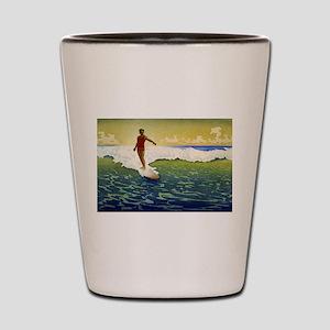 Hawaii - Charles William Bartlett - 1918 Shot Glas