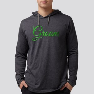 Groom Long Sleeve T-Shirt