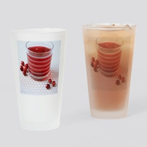 Cranberry juice Drinking Glass