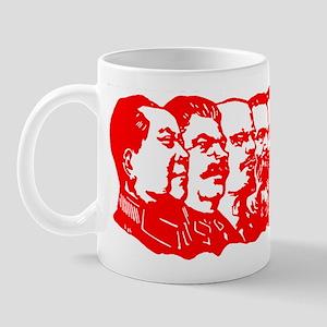 Mao,Stalin,Lenin,Engels,Marx Mug