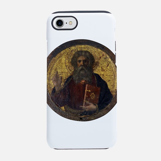 God the Father - Masolino da Panicale iPhone 7 Tou