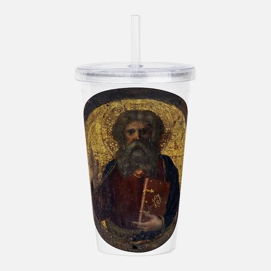 God the Father - Masolino da Panicale Acrylic Doub