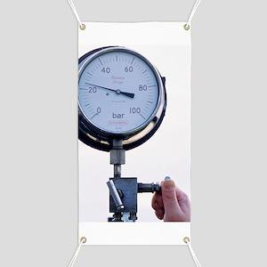 Pressure valve Banner