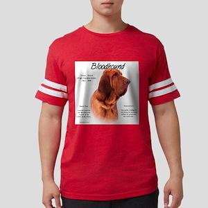 Bloodhound Mens Football Shirt