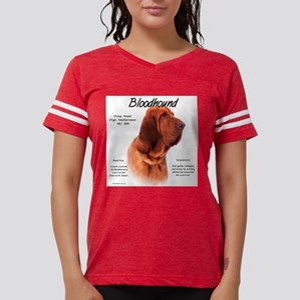 Bloodhound Womens Football Shirt