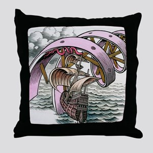 Discoveries in the genome Throw Pillow
