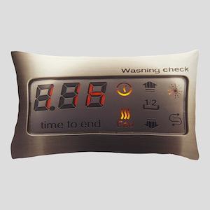 Dishwasher display panel Pillow Case