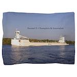 Samuel D. Champlain & Innovation Pillow Sham