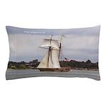 Pride Of Baltimore Pillow Case