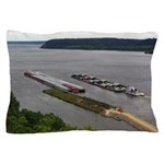 Tows Passing Pillow Case