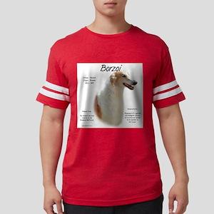 Borzoi Mens Football Shirt