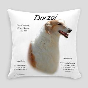 Borzoi Everyday Pillow